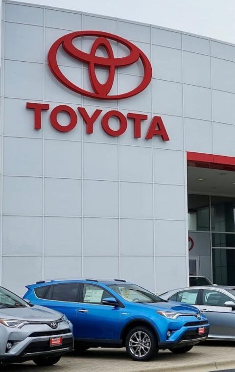 Toyota Drives High-Intent Customers