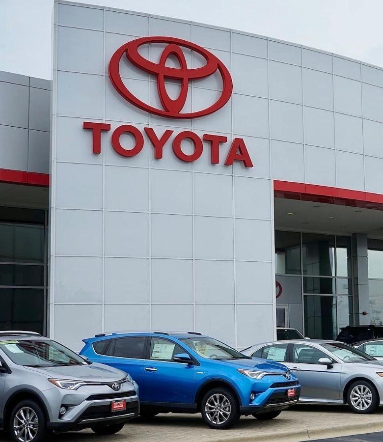 automotive marketing toyota dealership case study