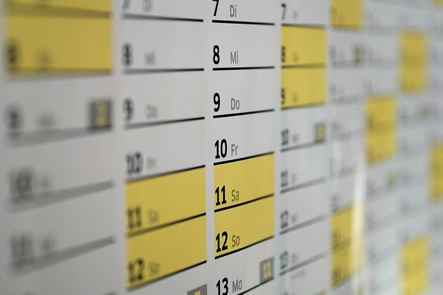 setting auto repair shop calendar reminders